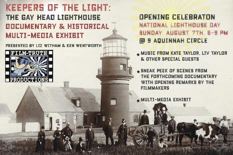 Opening Celebration invite